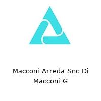 Macconi Arreda Snc Di Macconi G