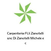Carpenteria FLli Zanotelli snc Di Zanotelli Michele e c