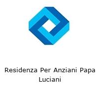 Residenza Per Anziani Papa Luciani