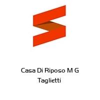 Casa Di Riposo M G Taglietti