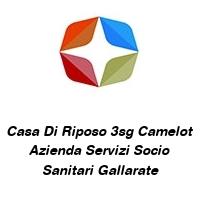 Casa Di Riposo 3sg Camelot Azienda Servizi Socio Sanitari Gallarate