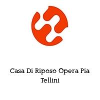 Casa Di Riposo Opera Pia Tellini