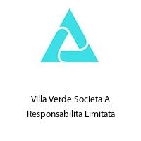 Villa Verde Societa A Responsabilita Limitata