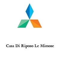 Casa Di Riposo Le Mimose