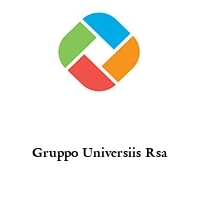 Gruppo Universiis Rsa