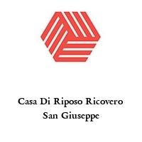 Casa Di Riposo Ricovero San Giuseppe
