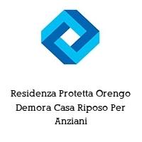 Residenza Protetta Orengo Demora Casa Riposo Per Anziani