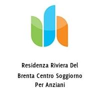 Residenza Riviera Del Brenta Centro Soggiorno Per Anziani