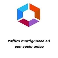 zaffiro martignacco srl con socio unico