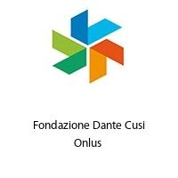 Fondazione Dante Cusi Onlus
