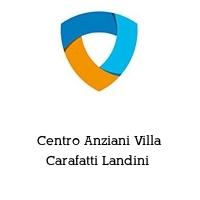 Centro Anziani Villa Carafatti Landini