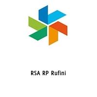 RSA RP Rufini
