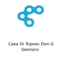Casa Di Riposo Don G Gennaro