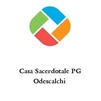 Casa Sacerdotale PG Odescalchi