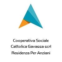 Cooperativa Sociale Cattolica Gavassa scrl Residenza Per Anziani