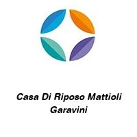Casa Di Riposo Mattioli Garavini