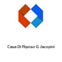 Casa Di Riposo G Jacopini