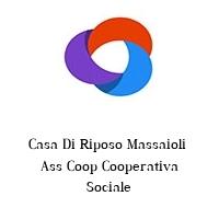 Casa Di Riposo Massaioli  Ass Coop Cooperativa Sociale