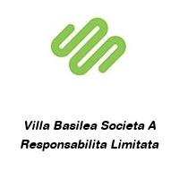 Villa Basilea Societa A Responsabilita Limitata