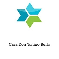 Casa Don Tonino Bello