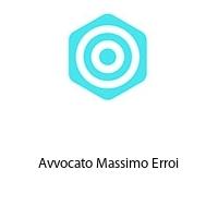Avvocato Massimo Erroi