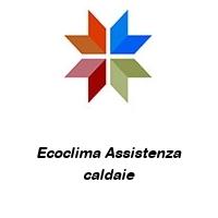 Ecoclima Assistenza caldaie