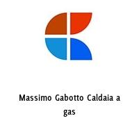 Massimo Gabotto Caldaia a gas