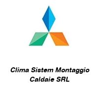 Clima Sistem Montaggio Caldaie SRL