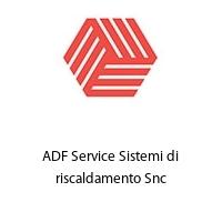 ADF Service Sistemi di riscaldamento Snc