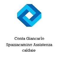 Conta Giancarlo Spazzacamino Assistenza caldaie