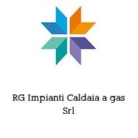 RG Impianti Caldaia a gas Srl
