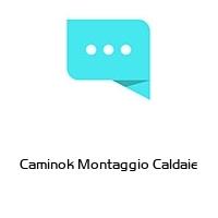 Caminok Montaggio Caldaie