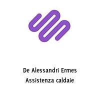 De Alessandri Ermes Assistenza caldaie