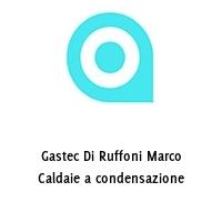 Gastec Di Ruffoni Marco Caldaie a condensazione