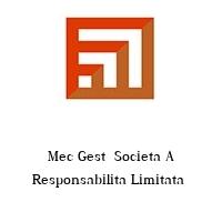 Mec Gest  Societa A Responsabilita Limitata