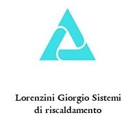 Lorenzini Giorgio Sistemi di riscaldamento