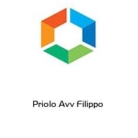 Priolo Avv Filippo