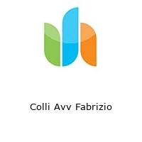 Colli Avv Fabrizio