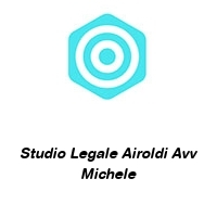 Studio Legale Airoldi Avv Michele