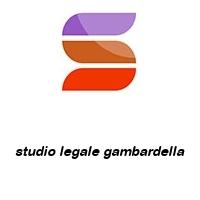 studio legale gambardella