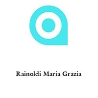 Rainoldi Maria Grazia