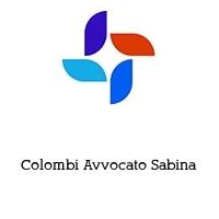 Colombi Avvocato Sabina