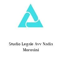 Studio Legale Avv Nadia Morosini