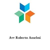 Avv Roberto Anselmi