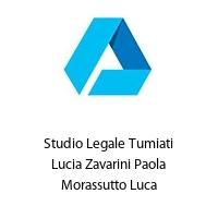 Studio Legale Tumiati Lucia Zavarini Paola Morassutto Luca