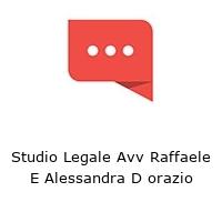 Studio Legale Avv Raffaele E Alessandra D orazio