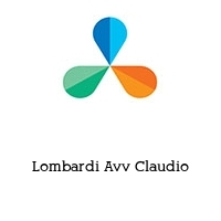 Lombardi Avv Claudio