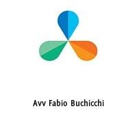 Avv Fabio Buchicchi