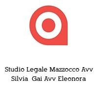 Studio Legale Mazzocco Avv Silvia  Gai Avv Eleonora