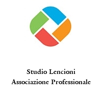 Studio Lencioni Associazione Professionale